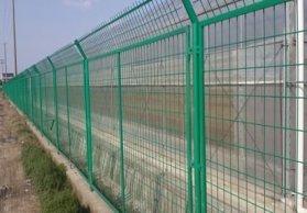 广州高速公路护栏网 桥梁防抛网 框架护栏网 带框铁丝网定做批发