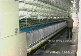 【荐】色纱现货 厂家直销包 量大从优 24S双曲珠 有色优质曲珠纱