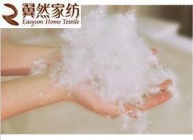 75%水洗白鸭绒
