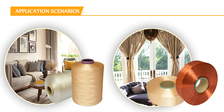 100pct dty 150/48polyester textured yarn