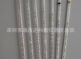 北玻刻度吸管(A级) 刻度移液管 玻璃吸管滴管 规格0.1-100ml
