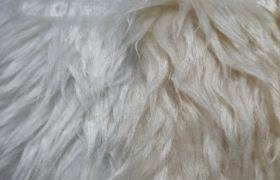 假毛 人造毛 兔毛滚束 洗水兔毛 现货供应