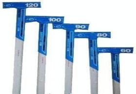 宇球有机塑料60CM丁字尺/直尺