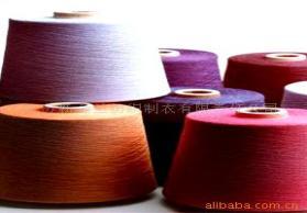 供应金兰10S-60S腈棉 色纺纱 麻灰纱 各种配比