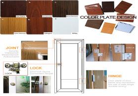 半玻半板塑料门,塑钢门,厕所门