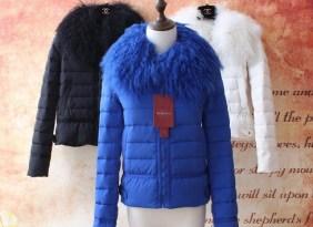 MEXMEXERY原单 专柜正品 超大可脱卸羊羔毛领羽绒 一件代发
