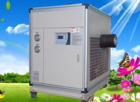 水冷移动式工业冷气机