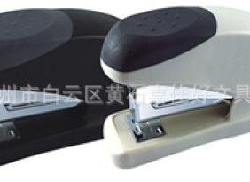 厂家直销 豪华省力型 华驰906订书机 统一钉书机
