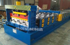沧州楼层板设备 钢承板设备
