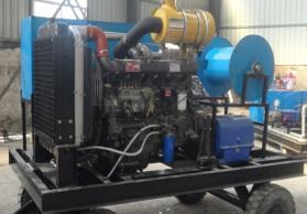 威臣X8050B高压水疏通机