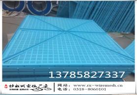 高层建筑防护爬架网 不锈钢冲孔爬架网