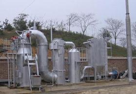 工业有毒有害废弃物(垃圾)焚烧炉