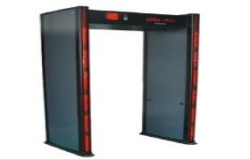 CYL-200 6区车站安检门 豪华型金属探测门灯显示报警!特价送手探