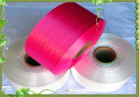 供应高强丙纶长丝  轻体丙纶中空丝 丙纶异形丝 900D彩色丙纶丝