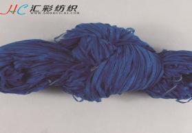 厂家直销 色绞纱 精品四经一纬带子纱 钩编机带子纱 腈尼带子纱