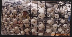 诚信商家专业供应环锭纺筒纱 优质耐用麻棉纱(包漂白 包染色)