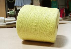 厂家直销 16s/2膨体棉晴纱线60%棉+40%晴纶有色膨体棉晴纱线批发