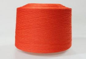 厂家直销30S/2抗起球双曲 有色哑光双曲 曲珠纱冰麻纱 使环保色纱