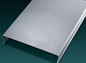 供应铝条扣吊顶易博仕300面s型防风铝条