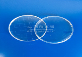 75mm计数培养皿 塑料 7.5cm圆形带格一次性细胞培养皿 已灭菌