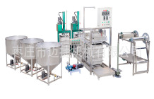 迈捷仿手工豆腐皮机,千张机全自动商用豆腐皮机,豆腐皮机厂