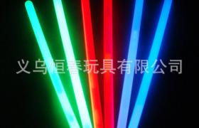 熒光棒閃光中棒10*300mm 中號發光棒 熒光棒夜光棒廠家直銷批發