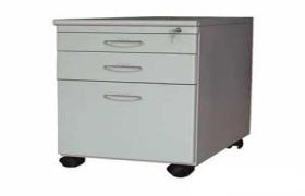 厂家供应  活动柜、推柜、二抽柜、三抽柜  (可定做,颜色任选)