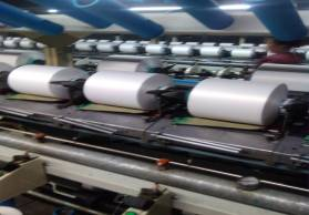 泰源 空气包覆纱 特价批发 涤纶丝 气流纺 筒纱 1股针织纱线