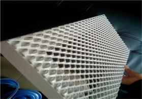 鹰潭造型铝网板吊顶 拉伸网板供应商