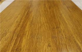 厂家特价 耐腐蚀碳化重竹地板 佛山木地板厂家