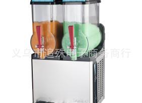 慈汉科睿 双缸12L雪融机雪泥机沙冰机 商用 大方美观全网低价