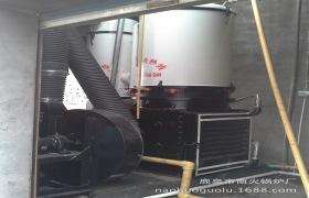 厂家直销   90万大卡塑料烟囱 零排放 超节能
