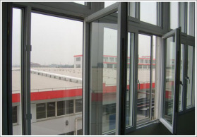 杭州38/50型平开窗,长期供应办公室窗户