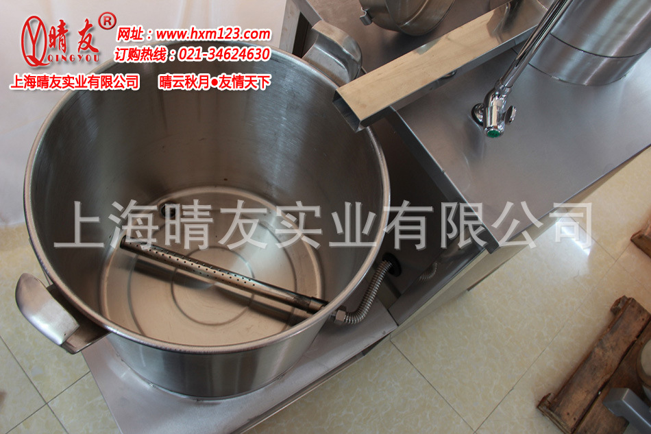 压力豆奶机 多功能豆奶机 燃气加热豆浆机 微压豆奶