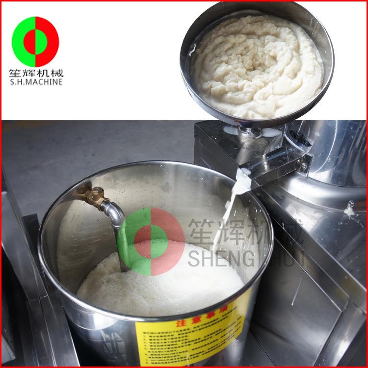 畅销的豆浆豆腐机/商用家用自动豆腐机/做豆腐的机器DF-60A笙辉