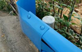 波形护栏双波乡村高速公路防撞栏厂家直销