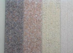 最新推出5D喷墨高清亮光酷彩薄板通体砖