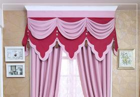 厂家直销 新品上新 全涤单面光遮光窗帘布 可零剪 批发 可定制