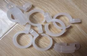 适合32-40管子使用 大号 加厚防风钩 塑料挂钩