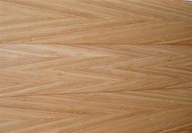 碳化V形实竹双企口竹地板