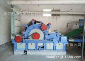 立式铺网机 梳棉机  做被子棉絮生产线配套机器设备  厂家直销