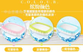 DIY迷你炒冰机炒冰盘水果冰淇淋自制家用炒酸奶机小型儿童雪糕机