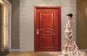 2014新款欧式拼装门 厂家直销诚招代理实木复合门室内门木门