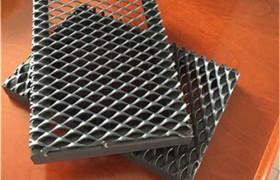 曲靖六角形鋁網板尺寸 外墻鋁網板廠家直銷