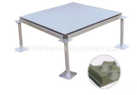 防静电PVC地板,高架防静电PVC地板,塑料地板,塑胶地板