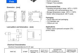 CDEP147NP-6R1MC-125  147  6.1uH  SUMIDA 貼片三腳功率電感
