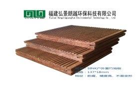 福州竹地板 户外专用 福州生态木