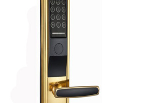 别墅智能锁、别墅密码刷卡锁、别墅密码感应锁