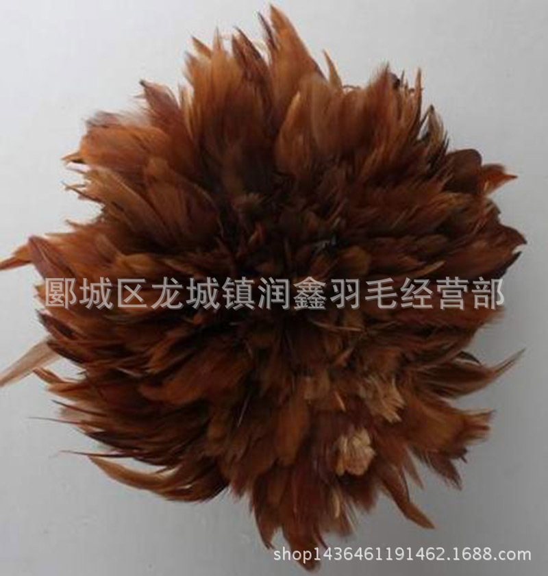 rooster-hackle-feather-strung