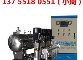 广东梅州市裙楼给水设备厂家罐式叠压无负压